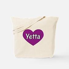 Yetta Tote Bag