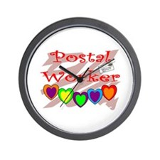 OCCUPATIONS MISC Wall Clock