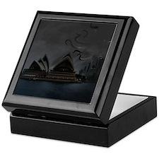 Cthulhu Keepsake Box