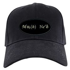 Math Nerd Baseball Hat