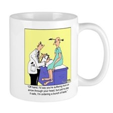 More Medical Tests Mug