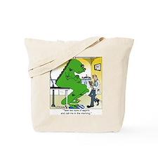 Take 2 Tons of Aspirin Tote Bag