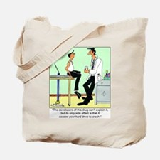Comp Crashing is a Side Effect Tote Bag