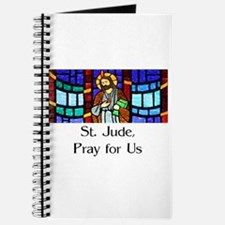 St. Jude Stained Glass Journal