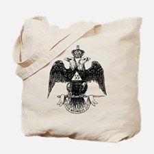 Scottish Rite 33 Tote Bag