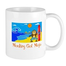 Surf Monkey Coffee Mug