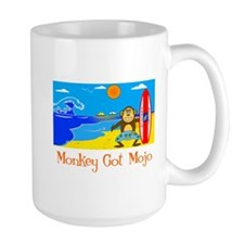 Surf Monkey Mug