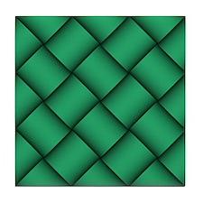 Diagonal Weave 34 Tile Coaster
