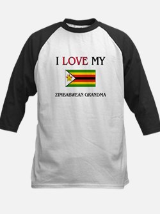 I Love My Zimbabwean Grandma Tee