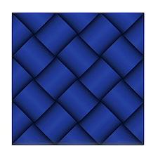 Diagonal Weave 39 Tile Coaster