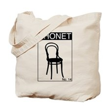 Thonet Chair No. 14 Tote Bag