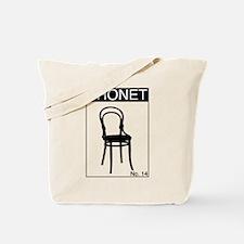 Thonet Chair No. 14 Tote Bag