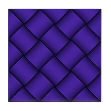 Diagonal Weave 41 Tile Coaster