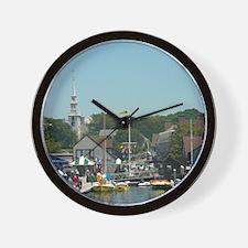 NNH Newport RI Wall Clock