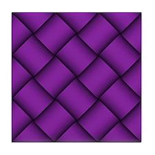 Diagonal Weave 43 Tile Coaster