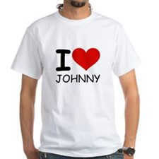 I LOVE JOHNNY Shirt
