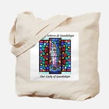 Our Lady of Guadalupe/Nuestra Tote Bag