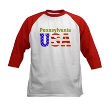 Pennsylvania USA Tee