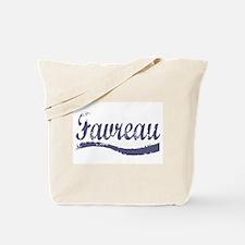 Favreau Tote Bag