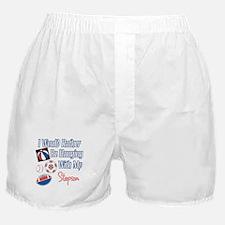 Sports Stepson Boxer Shorts