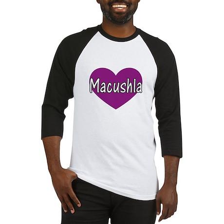 Macushla Baseball Jersey