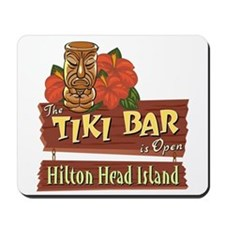 Hilton Head Tiki Bar - Mousepad