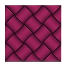 Diagonal Weave 46 Tile Coaster