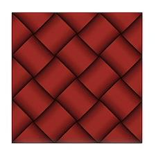 Diagonal Weave 48 Tile Coaster