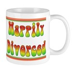 Happily Divorced 60s Mug