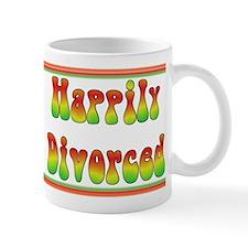 Happily Divorced 60s Mug