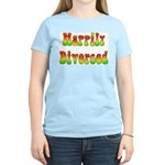Happily Divorced 60s Women's Light T-Shirt