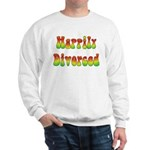Happily Divorced 60s Sweatshirt