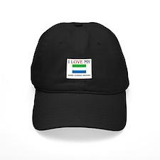 I Love My Sierra Leonean Grandma Baseball Hat