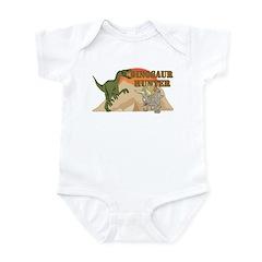 Dinosaur Hunter Infant Bodysuit