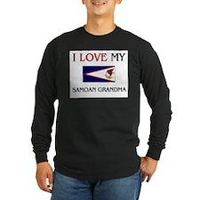 I Love My Samoan Grandma T