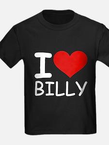 I LOVE BILLY T