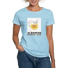Albanian Drinking Team T-Shirt