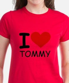 I LOVE TOMMY Tee
