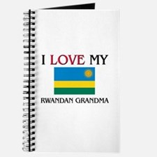 I Love My Rwandan Grandma Journal