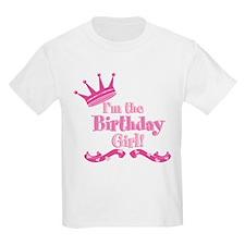 Im the Birthday Girl T-Shirt