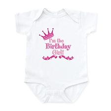 Im the Birthday Girl Infant Bodysuit