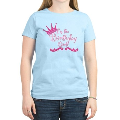 BirthdayGirl2 Women's Light T-Shirt