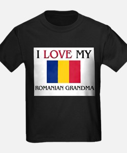 I Love My Romanian Grandma T