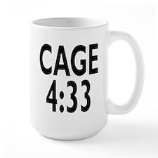 John Cage 4:33 Mug