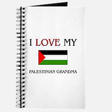 I Love My Palestinian Grandma Journal