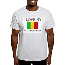 I Love My Malian Grandma T-Shirt