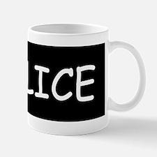 I LOVE ALICE (blk) Mug