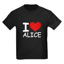 I LOVE ALICE T