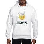 Andorra Drinking Team Hooded Sweatshirt