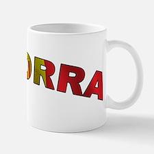 Curve Andorra Mug